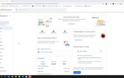 "Editing Your Google My Business Listing ""Highlights"""